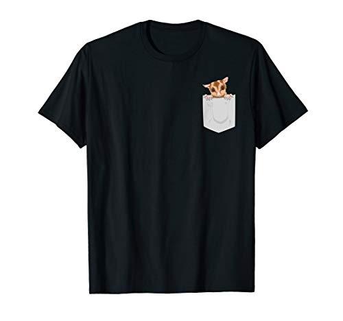 - Sugar Glider Shirt Exotic Pet Shirt Pocket Pet Sugar Glider