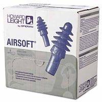 - Airsoft Reusable Air Cushioned Earplugs, Sold As 1 Box, 100 Pair Per Box