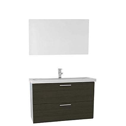 Inch Bathroom Vanity Set Grey Oak Bathroom Vanities Amazon Canada - 38 inch bathroom vanity