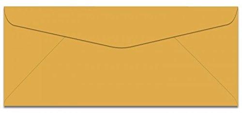 Earthchoice Goldenrod 8 x 9 1 Envelopes 500 pk product image