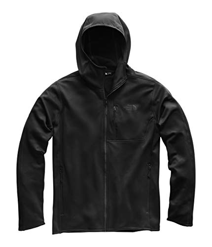 The North Face Men's Canyonlands Hoodie, TNF Black, Size XL