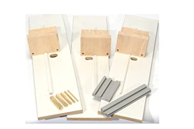 MLCS 9405 Multi-Joint Spacing System for Creating Box Joints and Sliding Dovetails