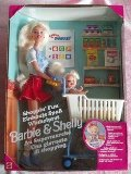 Shoppin' Fun Barbie & Kelly Playset (1996)