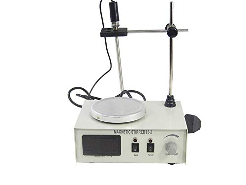 MXBAOHENG 85-2A Magnetic Stirrer Hotplate Mixer with Heating Plate Hot Plate 110V 60HZ