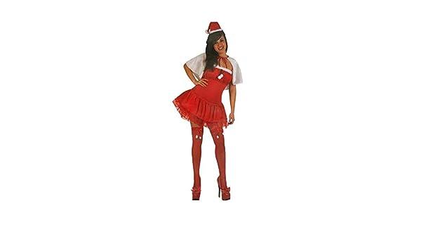DISBACANAL Disfraz Mamá Noel - Único, M-L: Amazon.es: Juguetes y ...