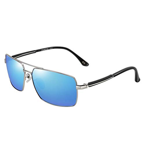 Des E New Soleil Big Sport Men Femme Lunettes de Casual de lunettes polarisées Box soleil Fashion Driving UqrwSaUA