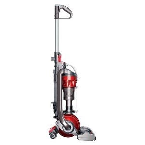 dyson vacuum red. dyson dc24 ball multi floor upright vacuum cleaner exclusive red edition e