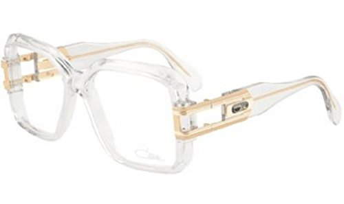 Cazal 623 Eyeglasses Legends Eye Glasses HIP HOP Style 065 Crystal by Cazal