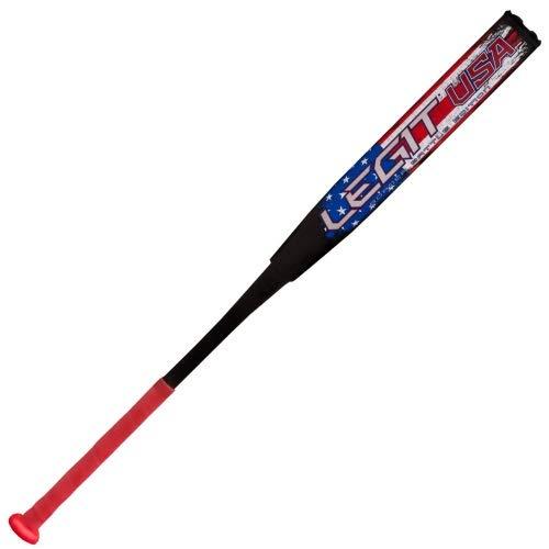 - Worth 2019 WBBL4A 34/27 Legit USA XL Border Battle ASA End Loaded Softball Bat