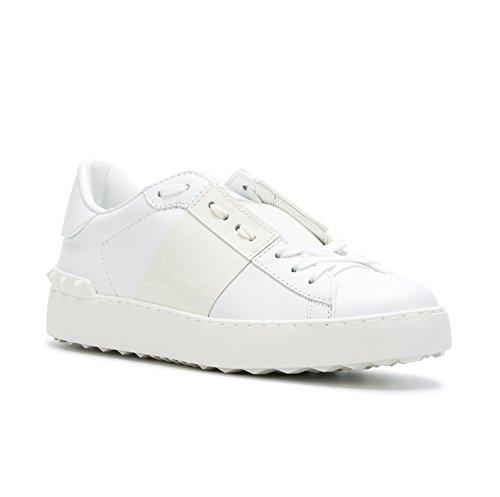 VALENTINO GARAVANI Sneakers Scarpe Uomo NY2S0830TCQ AA4 ROCKRUNNER Bianco Avorio 39 EU