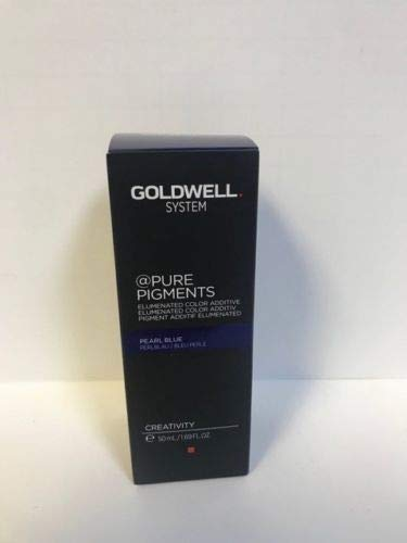 Goldwell Pure Pigments Color Additive 1.69oz - PEARL BLUE