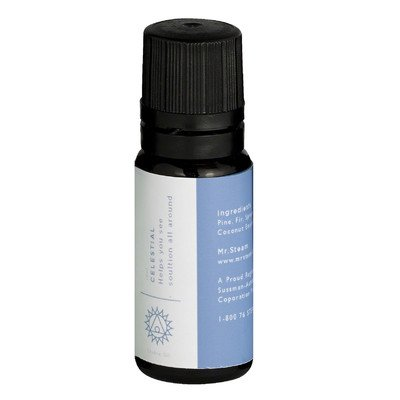 Mr Steam Series (Mr. Steam 104010 Chakra Blend Essential Oils Celestial Blue, 10 mL)