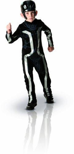 Disney Tron - Kids Costume 5 - 6 Years