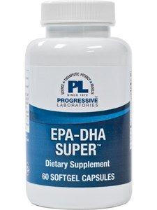 Progressive Labs EPA-DHA Super™ 60 gels Review