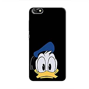 Cover It Up - Don Duck Print Honor 4X Hard Case