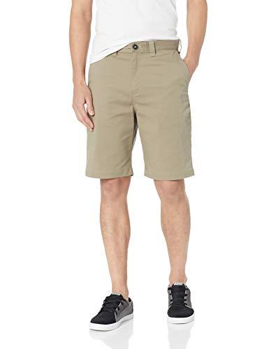 Billabong Men's Carter Stretch Shorts Dark Khaki 33 ()