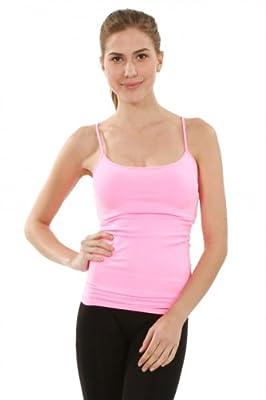 Sugarlips Women's Seamless Basic Camisole