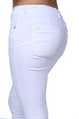 Kaporal - Vaqueros - para mujer blanco