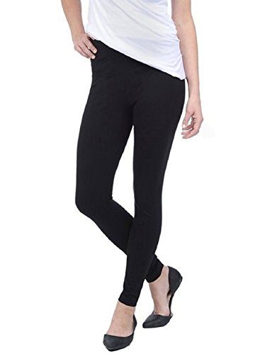Lysse Women's Tight Ankle Leggings style# 1219 3X Size Black