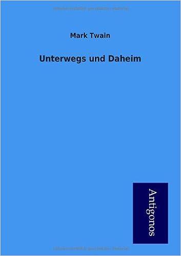 Book Unterwegs und Daheim