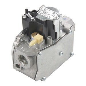 White-Rodgers 36J24-214 Series 36J Slow Opening Single Stage Natural/Lp Gas Valve, 1/2