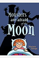 Monsters are Afraid of the Moon Paperback