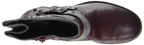 Bordeaux Rot 25409 Jana Damen Stiefel vqA4p8