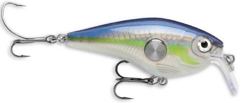 Rapala Clackin' Crank 55 Fishing lure, 2-Inch, Helsinki Shad
