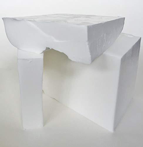 (WHITE GLYCERIN MELT & POUR SOAP BASE ORGANIC 25 LBS)