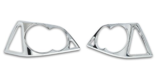 (Show Chrome Accessories 52-774 Trunk Light Grille)