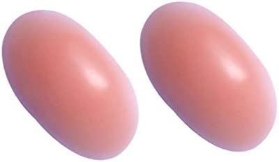 Transparent//Pink Color Soft Shoulder Enhancer Anti-Slip Reusable Natural Breathable Shoulder Pads Silicone Adhesive One Size Women Silicone Shoulder Push-Up Pads