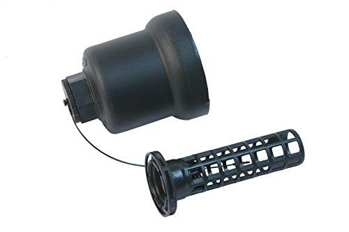 URO Parts 06D 115 408B Oil Filter Cover Cap