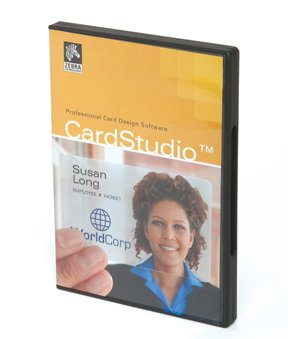 Zebracard P1031775-001 Zmotif Card studio ID Card Software, Professional Edition, CD Package by Zebra card