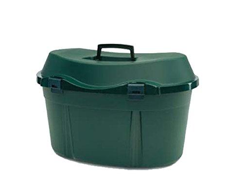 - Horsemen's Pride Ascot Box 2, Large, Green