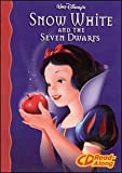 Walt Disney's Snow White And The Seven Dwarfs Read Along Book and CD