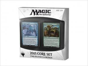 MTG Magic the Gathering Card Game M15 2015 Core Set - 2-Player CLASH PACK Decks - 126 cards w 6 foils!