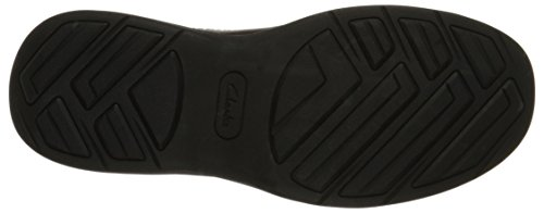 Zapato Clarks Portland 2 Tie Oxford Brown Leather