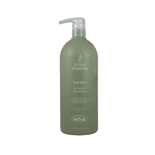 Phyto Organics Inergy Nutrient Shampoo 33.8oz by Phyto Organics