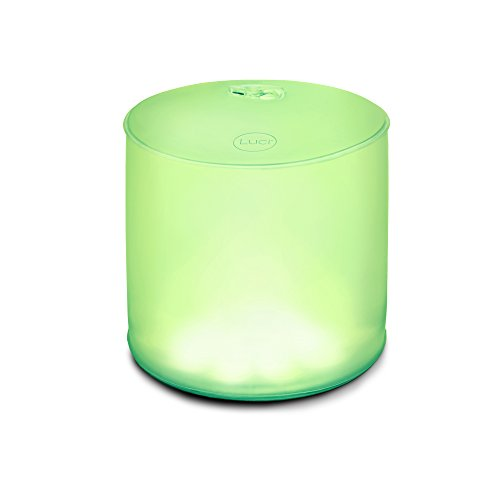 MPOWERD Luci Essence - Multi-Color Inflatable Solar Light, Matte Finish