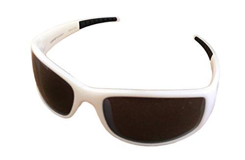 Levi Sunglass 152 02 White Plastic Wrap (Eyewear Levi's)
