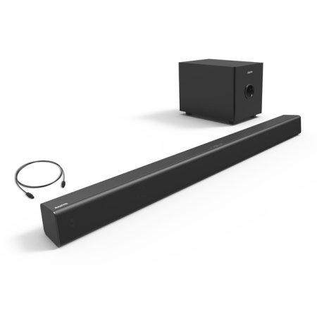 (Sanyo FWSB426F 2.1 Soundbar with Wireless Subwoofer)