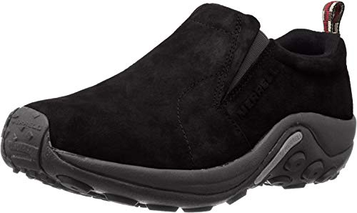 Merrell Women's Jungle Moc Slip-On Shoe,Midnight,9.5 M US (Merrell Women Boots Winter)