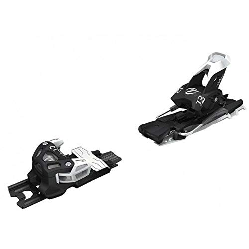 - Attack 13 Demo BR Adjustable Ski Bindings Blk Wht