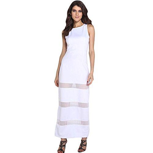 Pinkyee - Vestido - para mujer White2