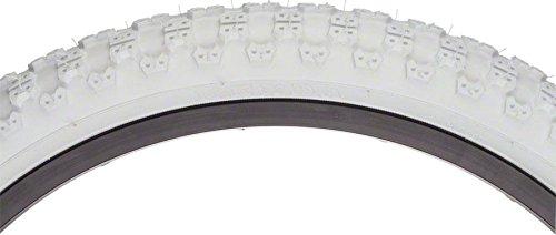 Kenda Bmx K50 Tire - Kenda Mx K50, Tire, 20''X2.125, Wire, Clincher, White