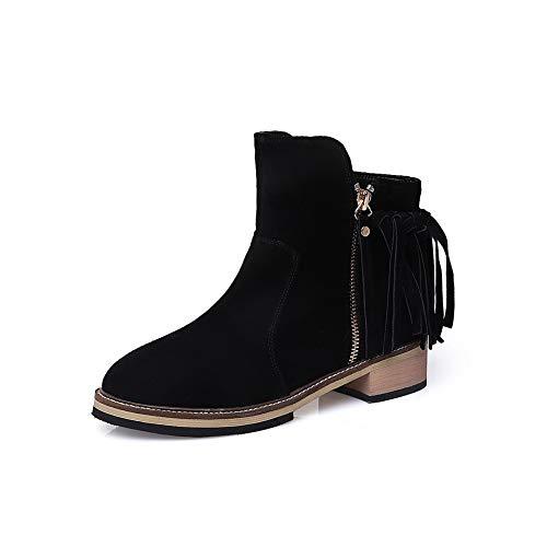 Sandales Balamasa Abm13429 Femme Compensées Noir zz5Ww7