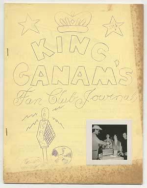 [Zine]: King Ganam's Fan Club Journal