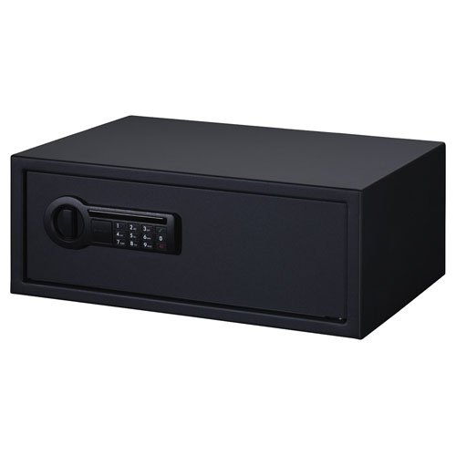 Stack-On PS-1508 Extra Wide Strong Box Safe with Electronic Lock