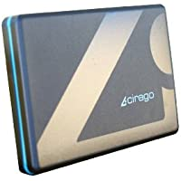 Cirago 250GB USB 2.0 Portable External Hard Drive (CST5250R)