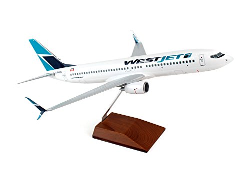 daron-skymarks-westjet-737-700-model-kit-with-wood-and-no-gear-1-100-scale